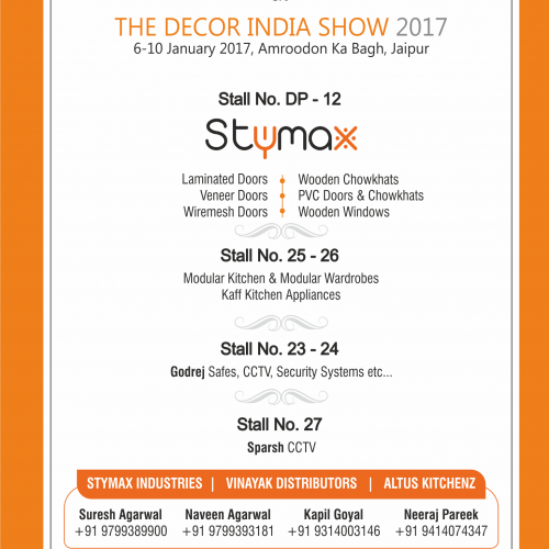 Stymax – Designer Doors for Your Home