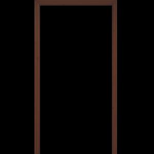 wc 101 wooden door frame - Wood Door Frame