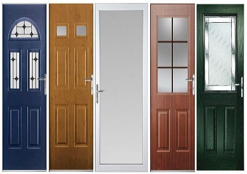 Different types of Stymax Doors
